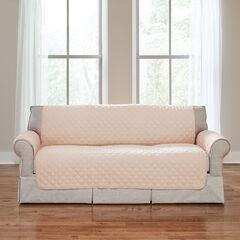 BH Studio Water-Repellent Microfiber Sofa Protector,