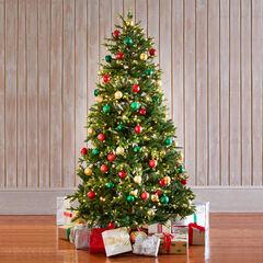 7½'H Fraser Fir Tree,