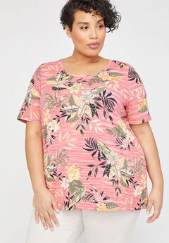 Norwood Tropical Tee,