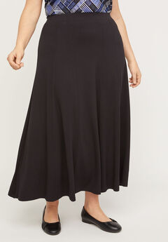 AnyWear Seamed Skirt,