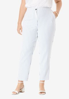 Bi-Stretch Ankle Pant,