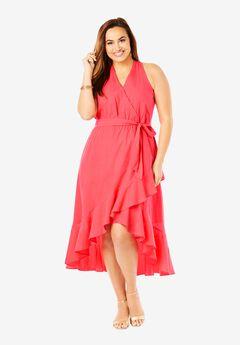Halter Maxi Dress,