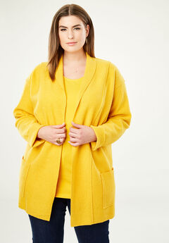 335b738948e Plus Size Coats   Jackets for Women