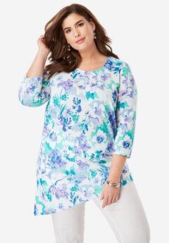 fb5edf42ff0c2 Plus Size Tunics for Women