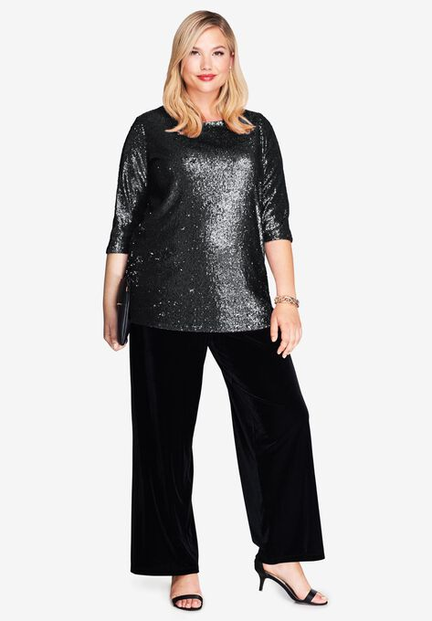 9ecd6cb1d2681 Sequin Tunic