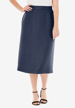 Linen Skirt,