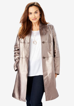 b4cd5005c46 Plus Size Coats   Jackets for Women