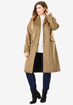 Notch Collar Coat,