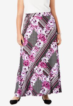 Everyday Knit Maxi Skirt,