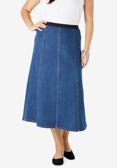 Jegging Skirt,