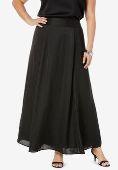 Flowy Maxi Skirt,