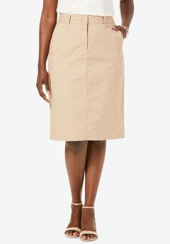 Chino Skirt ,