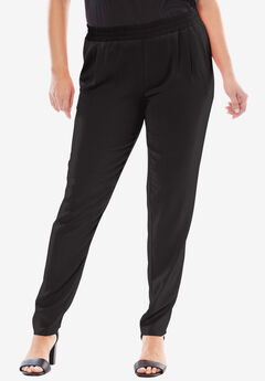 Tapered Pant, BLACK, hi-res