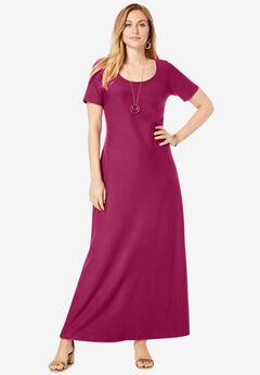 T-Shirt Maxi Dress,