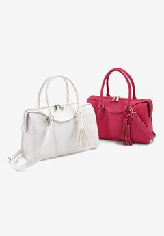 Rectangular Crossbody Bag,