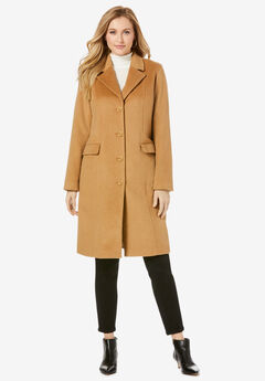 Notch Collar Coat,