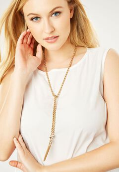 Lariat Necklace,