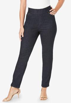 Comfort Waistband Jeans,