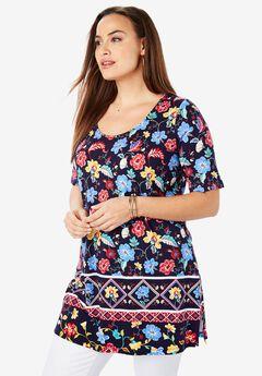 Mega Knit Tunic,
