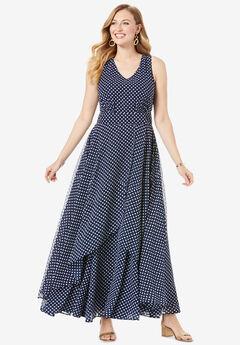 Flyaway Maxi Dress,