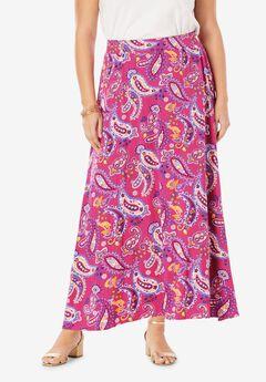 Everyday Knit Maxi Skirt,