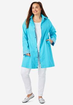 0b52b56e3d1 Plus Size Trench Coats   Raincoats