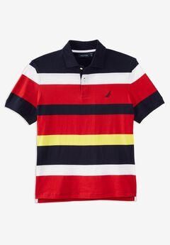 Nautica® Navtech Striped Polo,