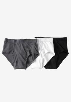 Classic Cotton Briefs 3-Pack,