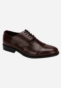 REACTION Kenneth Cole® Solid Sphere Dress Shoes,