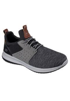 Skechers® Delson-Camben Lightweight Slip-On Sneakers,
