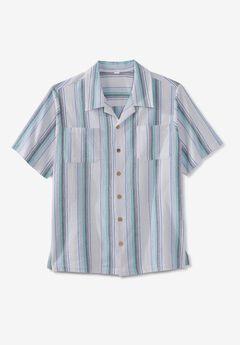 Gauze Camp Shirt,