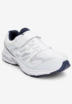 KingSize Velcro® No-Tie Sneakers,
