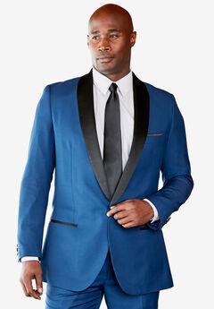 KS Signature Tuxedo Jacket, BLUE