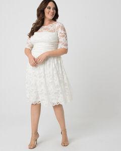 Aurora Lace Wedding Dress,