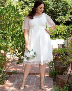Stars A-line Wedding Dress,