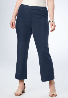 Bend Over® Kick Flare Pant, NAVY