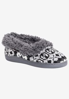 Becky Full Foot Slipper by Muk Luks,
