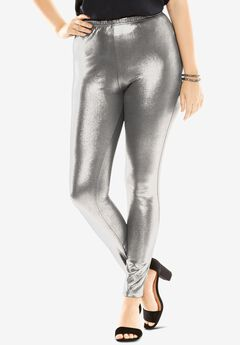Metallic Legging,