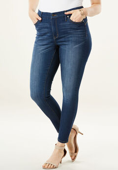 The Sculpt Jean By Denim 24/7®, DARK WASH