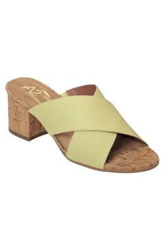 Mid Day Sandals by A2 Aerosoles® , LIGHT GREEN COMBO, hi-res