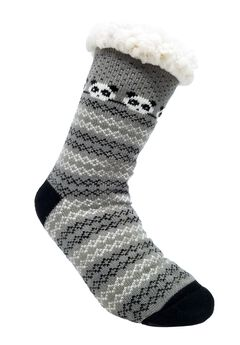 Panda Slipper Sock Slipper Socks,