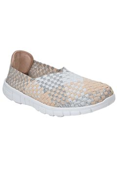 Ria Sneaker by Comfortview®, BLUSH MULTI