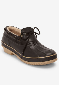 The Storm All-Weather Shoe by Comfortview®, BLACK