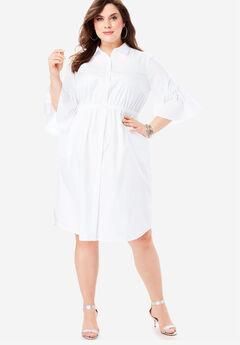 Plus Size White Dresses for Women | Roaman\'s