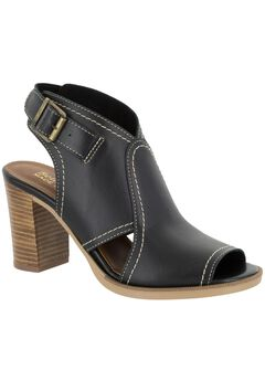 Viv-Italy Pumps by Bella Vita®, BLACK LEATHER