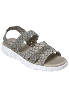 Lily Sandal by CV Sport by Comfortview®, METALLIC MULTI
