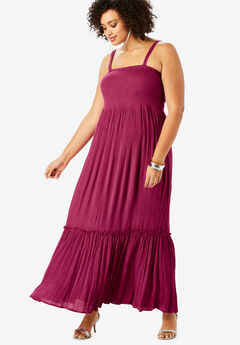 Removable Strap Maxi, VERY BERRY