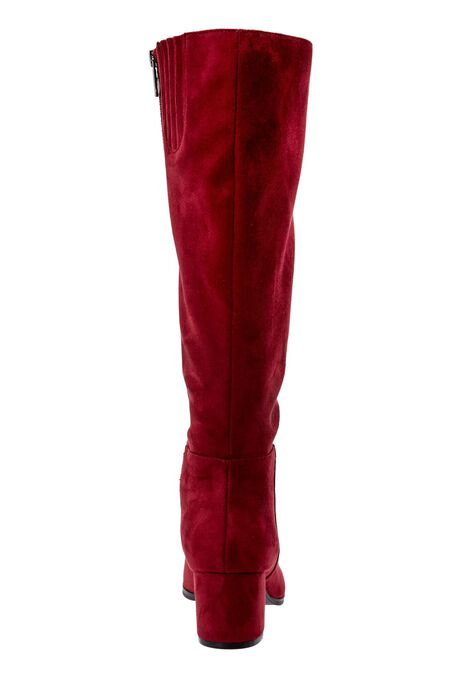 0cd054937a90 The Daniela Wide Calf Boot by Comfortview®