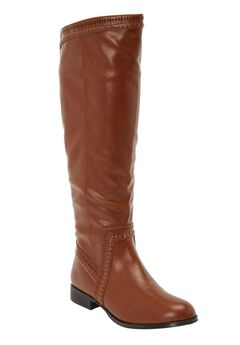 3351c2f494f3 The Malina Wide Calf Boot by Comfortview®