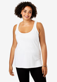 Essential Stretch Tank,